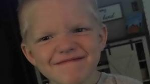 Menino de quatro anos morre acidentalmente enquanto brincava com o pai