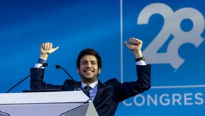 Presidente da República recebe novo líder do CDS esta terça-feira