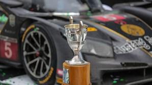 Português João Barbosa termina em terceiro lugar nas 24 Horas de Daytona