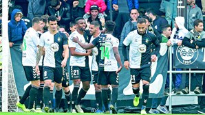 Nacional e Farense regressam à Primeira Liga de futebol