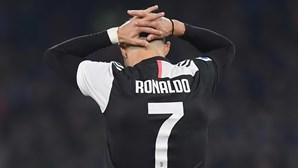 """Cristiano Ronaldo presta tributo a Kobe: """"Uma verdadeira lenda e uma inspiração para tantas pessoas"""""""