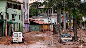 Tempestades fazem 45 mortos e 18 desaparecidos no estado brasileiro de Minas Gerais