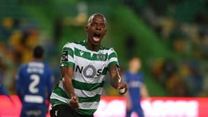 Sporting vence em casa Marítimo com golo de Boja e garante terceiro lugar