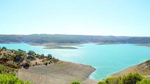 Barragem para travar seca no Algarve custa 100 milhões