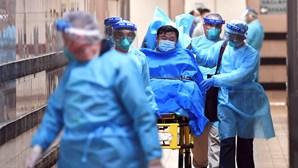 Sobe para 132 o número de mortos por coronavírus na China