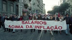Viagem às memórias do sindicalismo