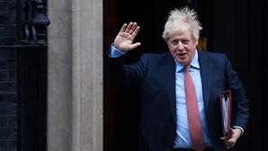 """""""Não é o fim, é um começo"""": Boris Johnson fala aos britânicos no dia em que Reino Unido sai da UE"""