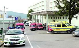 Urgência do Hospital de São Bernardo, em Setúbal