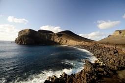 Vulcões ativos nos Açores