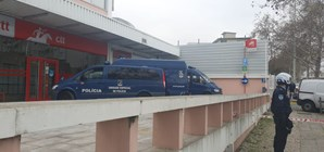Objeto suspeito obriga à evacuação dos CTT em Cabo Ruivo