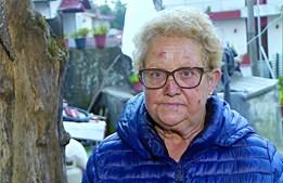 Maria Ferreira dos Reis, de 69 anos