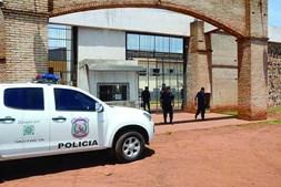 Reclusos escaparam da Penitenciária de Pedro Juan Caballero