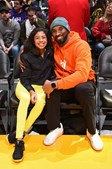 Kobe Bryant e a filha Gianna
