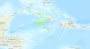 Sismo de 7,7 na escala de Richter entre Cuba e Jamaica obriga à evacuação de edifícios em Miami