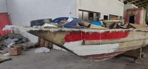 Desmantelada fábrica clandestina de lanchas rápidas usadas no tráfico de droga