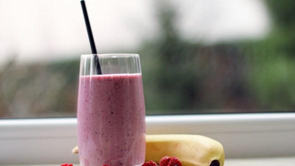 Há um smoothie ideal para beber antes do ginásio