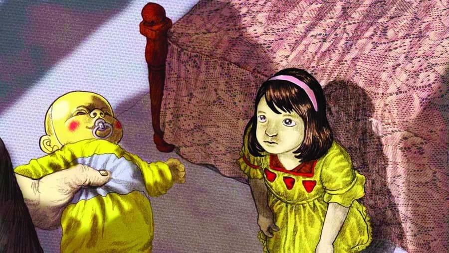 Mãe abria pernas da filha de 3 anos para o pai cometer os crimes na cama do casal