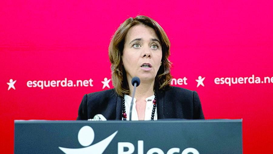 Catarina Martins avisa PS que não vai desistir