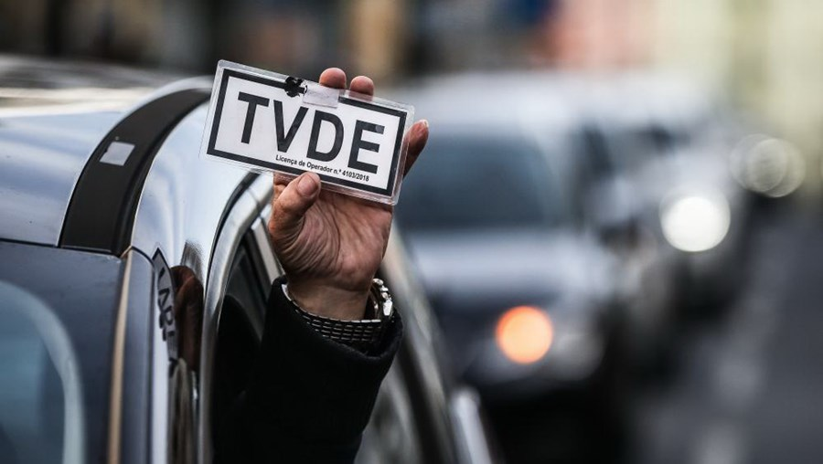 Motoristas TVDE