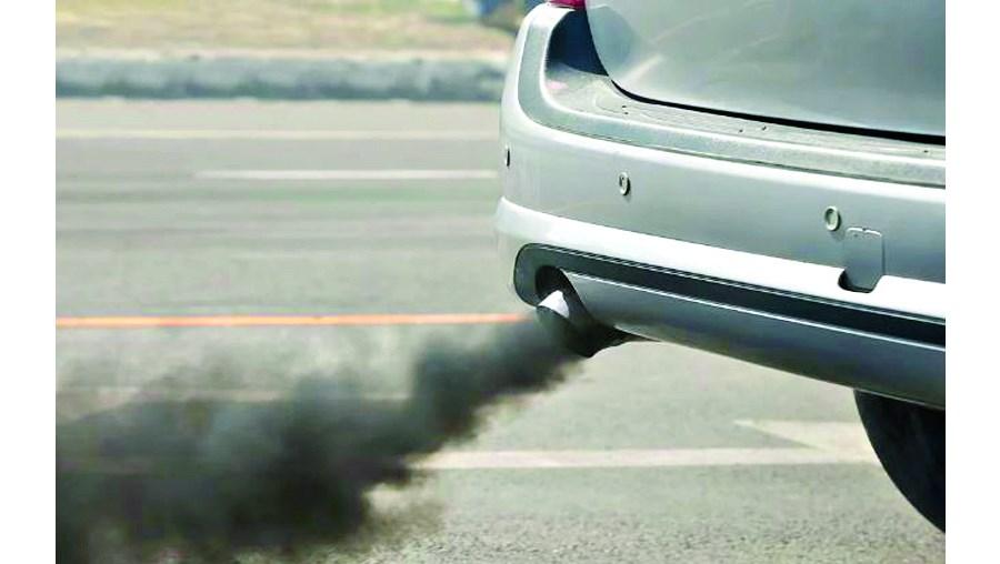 Poluição automóvel