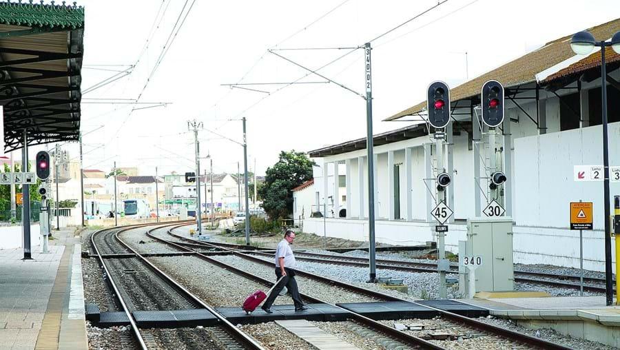 Linha férrea do Algarve