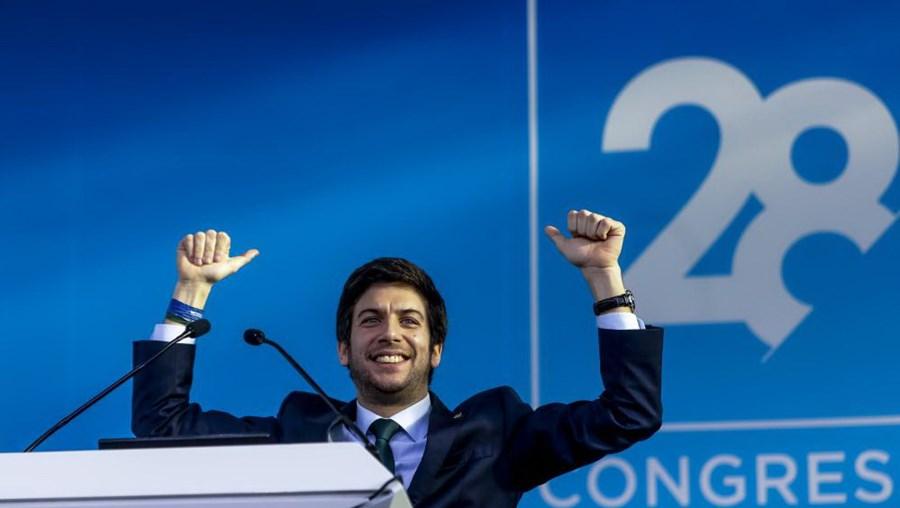 Francisco Rodrigues dos Santos, congresso do CDS