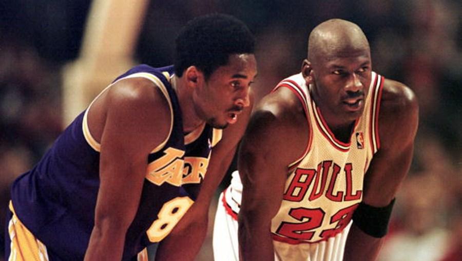 Kobe Bryant como Michael Jordan: o vídeo que está a emocionar o Mundo