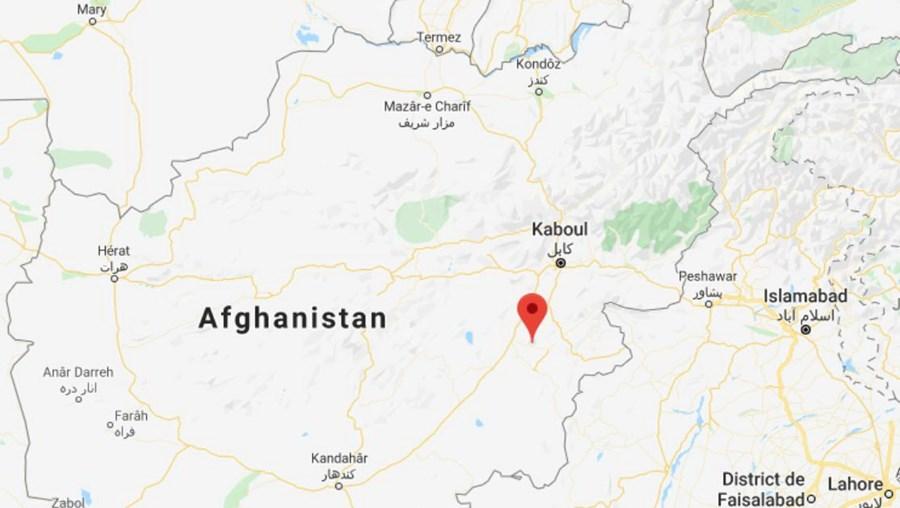 Avião de passageiros cai no Afeganistão