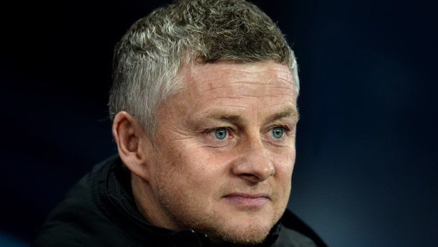 Treinador do Manchester United, Ole Gunnar Solskjaer