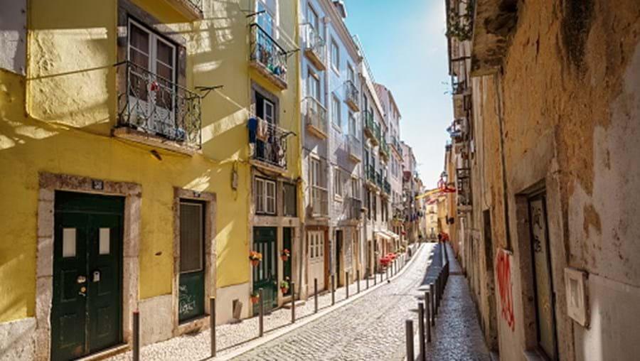Sol em Lisboa