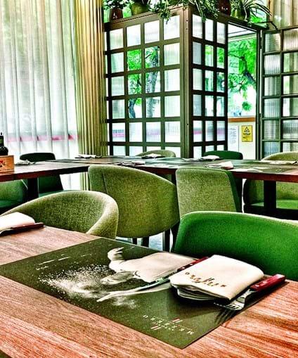 A nova pizzeria de Antonio Mezzero está localizada na avenida Miguel Bombarda, 5 A, em Lisboa