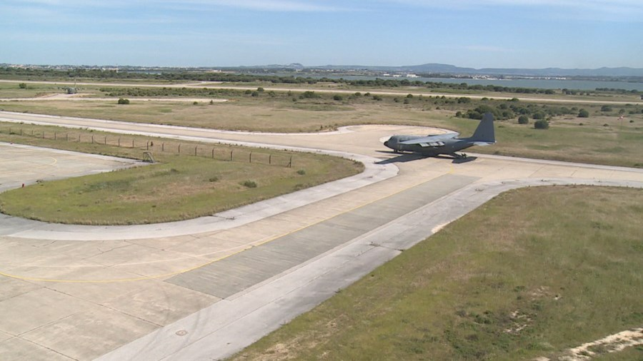 Obras de construção no novo aeroporto do Montijo devem avançar ainda este ano
