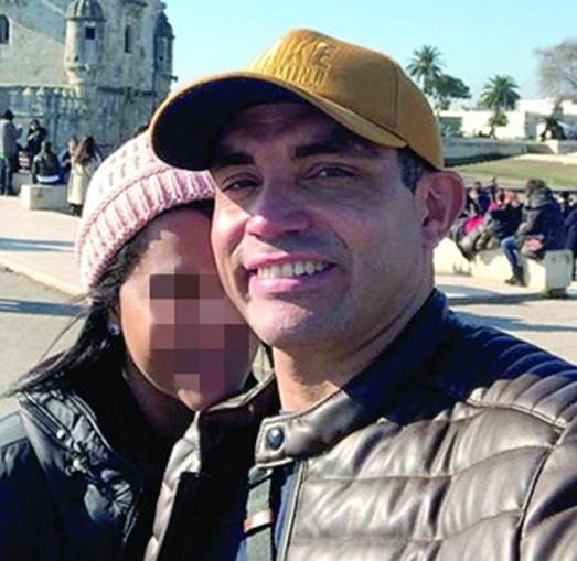 Flávio Sousa estava divorciado há pouco tempo e tem uma filha adolescente de uma relação anterior