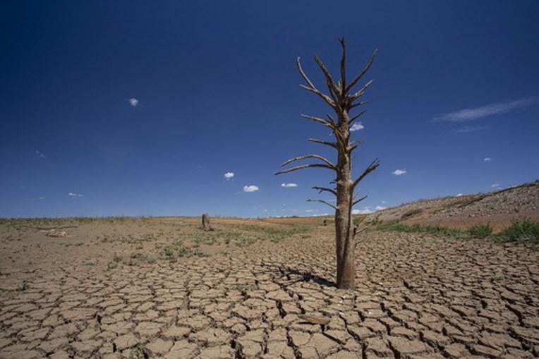 Imagem ilustrativa sobre alterações climáticas