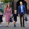 Crianças do colégio dos filhos de William e Kate isoladas em casa devido a coronavírus