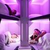 Dormir num beliche a voar para nova Iorque vai ser possível ainda este ano em classe económica