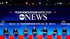 Tensão e ataques cruzados: Foi assim o primeiro debate democrata após o início das primárias nos EUA