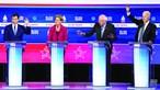 Todos contra Sanders em debate crucial nos Estados Unidos