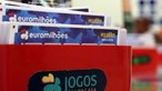Jackpot do Euromilhões 'engorda' para 69 milhões de euros no próximo sorteio. Portugal com três terceiros prémios