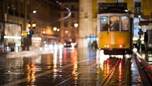 Chuva, trovoada e temperatura a baixar. Veja a previsão do tempo para esta quarta-feira