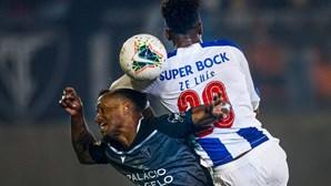 Ac. Viseu castiga FC Porto no Fontelo e adia decisão para o dragão