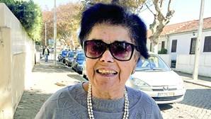 Ia cuidar de idoso e morreu colhida na Linha do Norte. 'Mariazinha' tinha 79 anos