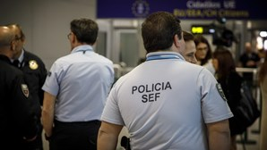 SEF detém dois estrangeiros no aeroporto de Lisboa com documentação falsa