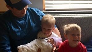 Três irmãos com menos de 5 anos diagnosticados com o mesmo tipo de cancro