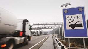 Preços das portagens nas autoestradas deverão voltar a manter-se em 2021