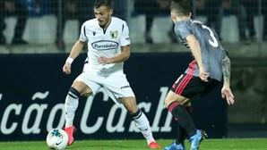 Diogo Gonçalves regressa ao Benfica