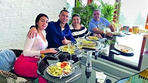 Dolores dá bênção para o enlace de Cristiano Ronaldo e Georgina