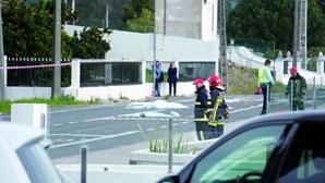 Mulher morre atropelada em passadeira à frente de casa