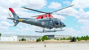 Novos pilotos de hélis da Força Aérea formados por espanhóis