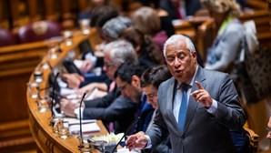 """Costa acusa Rio de concentrar-se num """"pequeno ramo"""" para esquecer aceleração da economia portuguesa"""